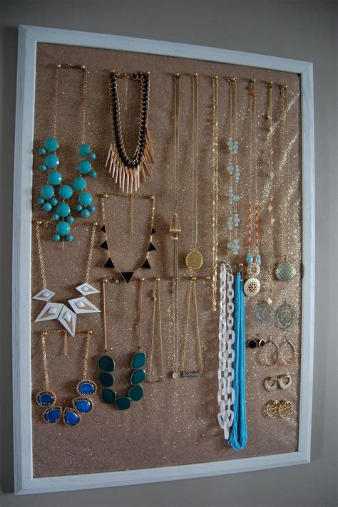 Diy Jewelry Rack Pinterest Ipo